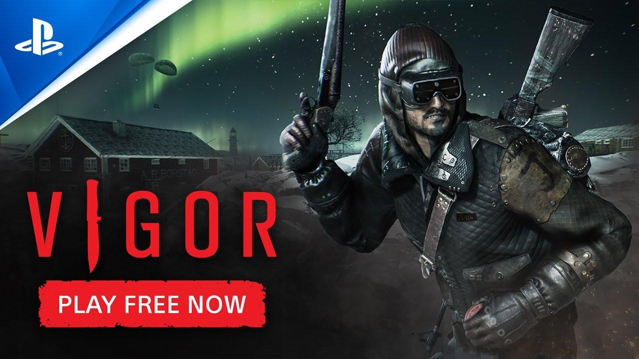 Vigor – Launch Trailer | PS5, PS4