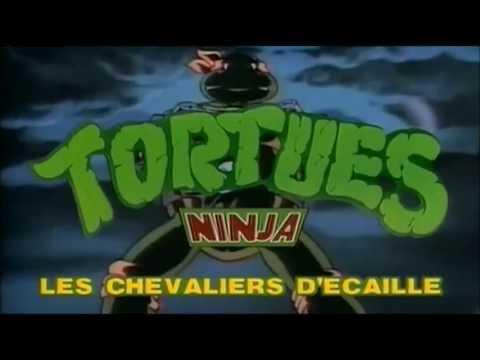 Tortues Ninja (Générique TV - FR 1987)