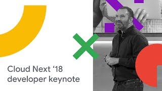 Day 3 Keynote: Made Here Together (Cloud Next '18)