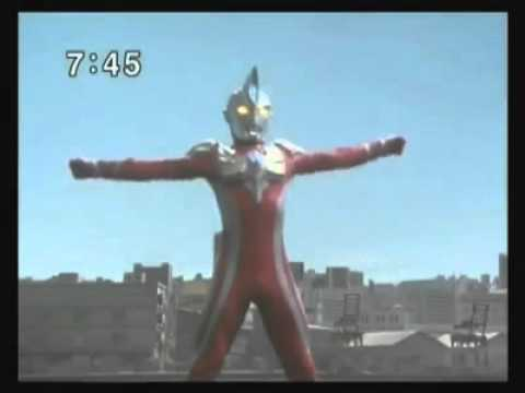 Ultraman Lupa Skill....mp4