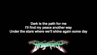 DragonForce - Symphony Of The Night  s on screen  Full