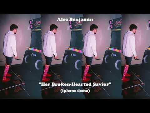 Alec Benjamin   Her Broken Hearted Savior Live