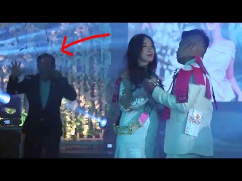 Panooring maigi ang singer sa gilid (EPIC WEDDING FAIL!)