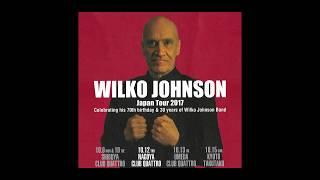 Wilko Johnson Band Nagoya Club Quattro, Nagoya, Aichi, Japan 2017-1...