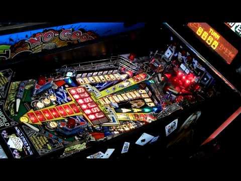 World poker tour pinball pinside geant casino lyon adresse