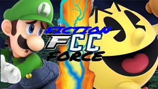 Gaming Ghost Hunters | FCC/Fiction Force Collab Trailer | (Nameco vs Nintendo)