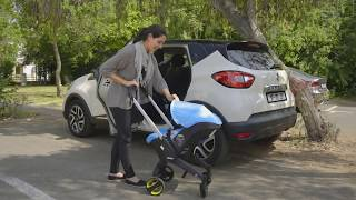 Doona™ The Next Generation Car Seat(DescriptioDoona™ is the world's first infant car seat with a complete and fully integrated mobility solution.n., 2014-06-15T10:14:02.000Z)