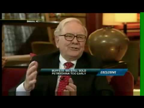 WARREN BUFFET on HOW TO INVEST IN STOCKs