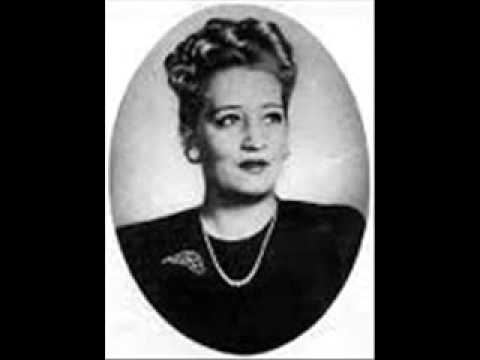 Maryla Jonas plays Chopin Mazurka in C minor Op. 56 No.3