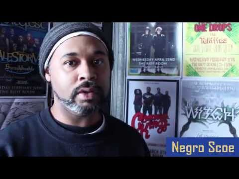 the shameless truth - featuring Negro Scoe