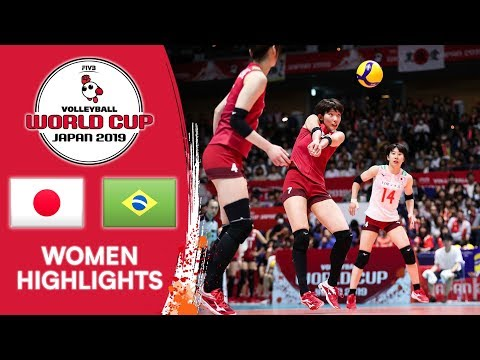 Brazil x Japan - London 2012 - Match Point from YouTube · Duration:  45 seconds