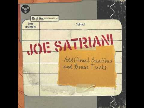 Joe Satriani - Additional creations & bonus tracks (full album)