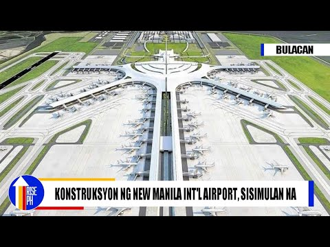 New Manila Int'l Airport: One of the Biggest Airports in the World