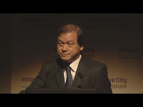 Apinan Poshyananda - Keynote Address「Creative Chaos: Art and Design for Chaotic Future」