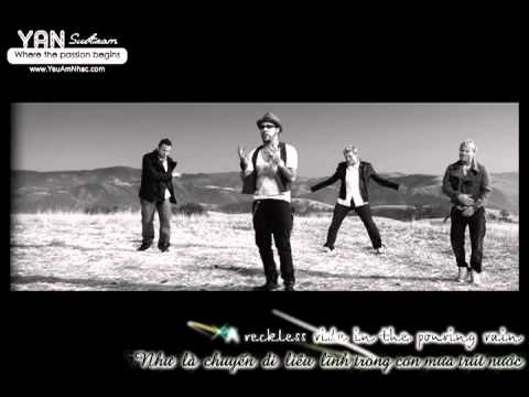 [Kara+Vietsub YANST] Helpless When She Smiles - Backstreet Boys