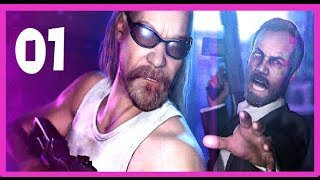 Kane & Lynch 2: Dog Days Part 1 (PS3)