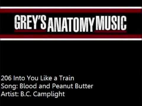 206 B.C. Camplight - Blood and Peanut Butter