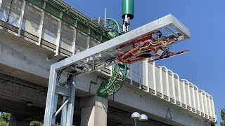 Time Lapse: Installation of the Battery-Electric Bus Charger