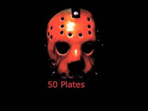 RIck Ross 50 Plates Screwed