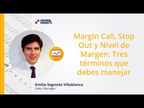 Margin Call , Stopout  y Nivel de margen: Tres términos que debes manejar