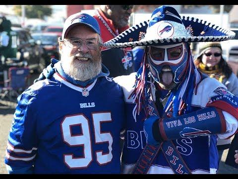 Bills Mafia superfan, tailgate king 'Pinto Ron' hits 400 consecutive games