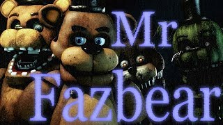 SFM FNaF Mr.Fazbear Collab
