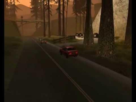 GTA San Andreas: Simon and Garfunkel: America