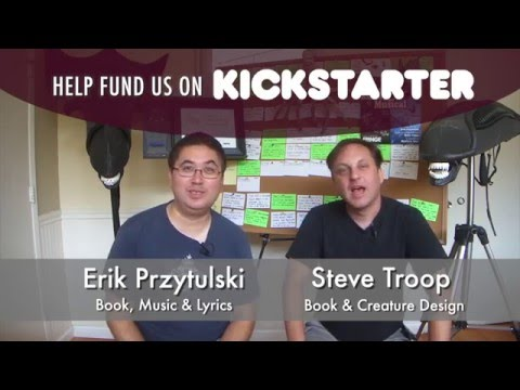 Alien Vs. Musical - Help us on the Road to NYC! - Kickstarter Video HD