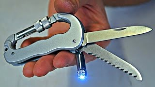 5 Carabiner Gadgets Put to the Test