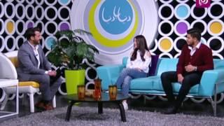 ركان حمد ومايا صبح - مشاركتهما في نجم الأردن، تحدي الغناء