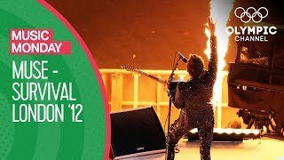 Muse - Survival - London 2012 Olympic Games | Music Monday