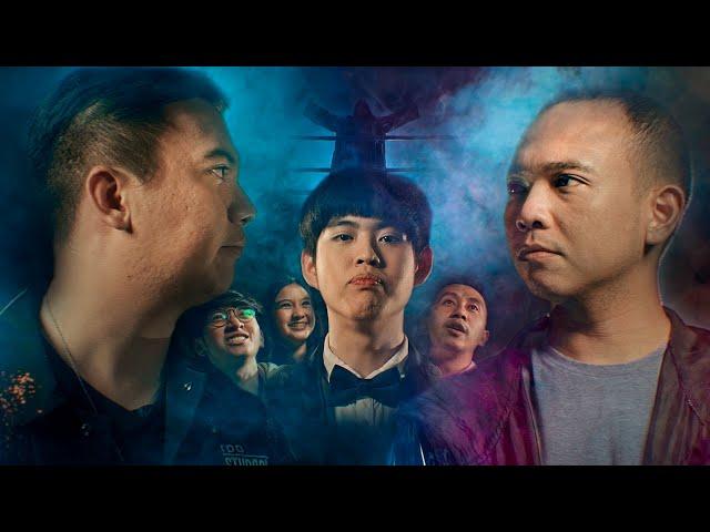 YOUTUBERS INDONESIA RIBUT feat. RADEN RAUF, AFIF YULISTIAN, NAISA ALIFIA