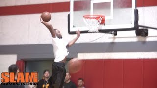 Arnett Moultrie 2012 NBA Draft Workout - Impact Basketball - Philadelphia 76ers - Sixers #27 Pick