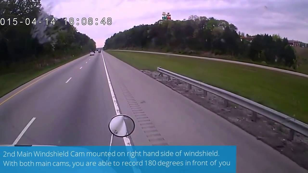 dash cameras for truck drivers