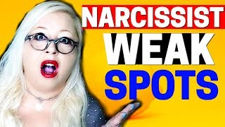 Narcissists Are Weak! (THIS is a Narcissist's Achilles Heel)