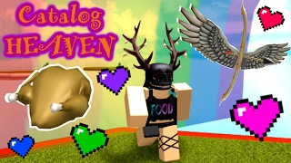 I LOVE MY TURKEY! Roblox Catalog Heaven