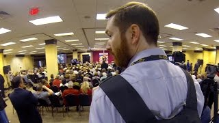 Inside the South Carolina Tea Party convention