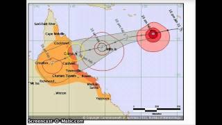 Severe Tropical Cyclone Yasi / 01 FEB 2011