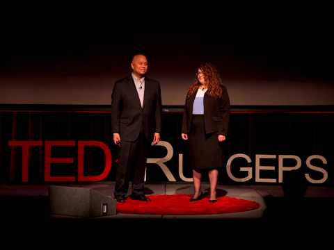 TEDxRutgers - Life Inside a Refugee Camp