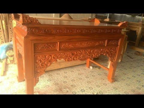 mẫu bàn thờ đẹp hiện đại bán tại hà nam