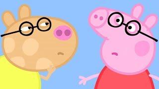 Peppa Pig en Español Episodios completos | Prueba de ojo de Peppa Pig! | Dibujos Animados
