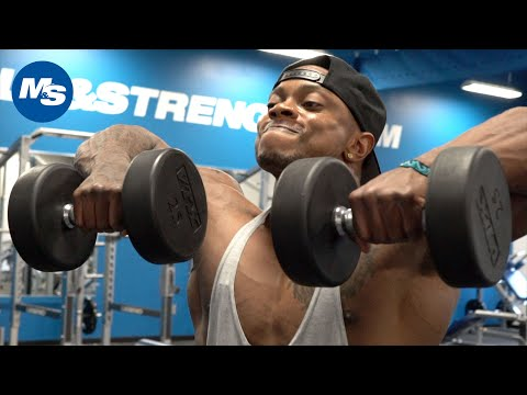 Quick Tip: How to Perform Dumbbell Upright Rows