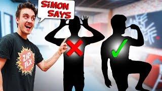 Funny Simon Says Vlog Challenge!