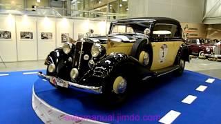 Автомобиль Хорьх Horch 830 BK 1935 год