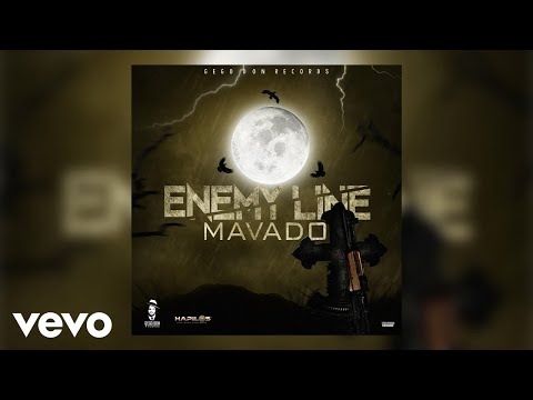 Mavado - Enemy Line (Official Audio)