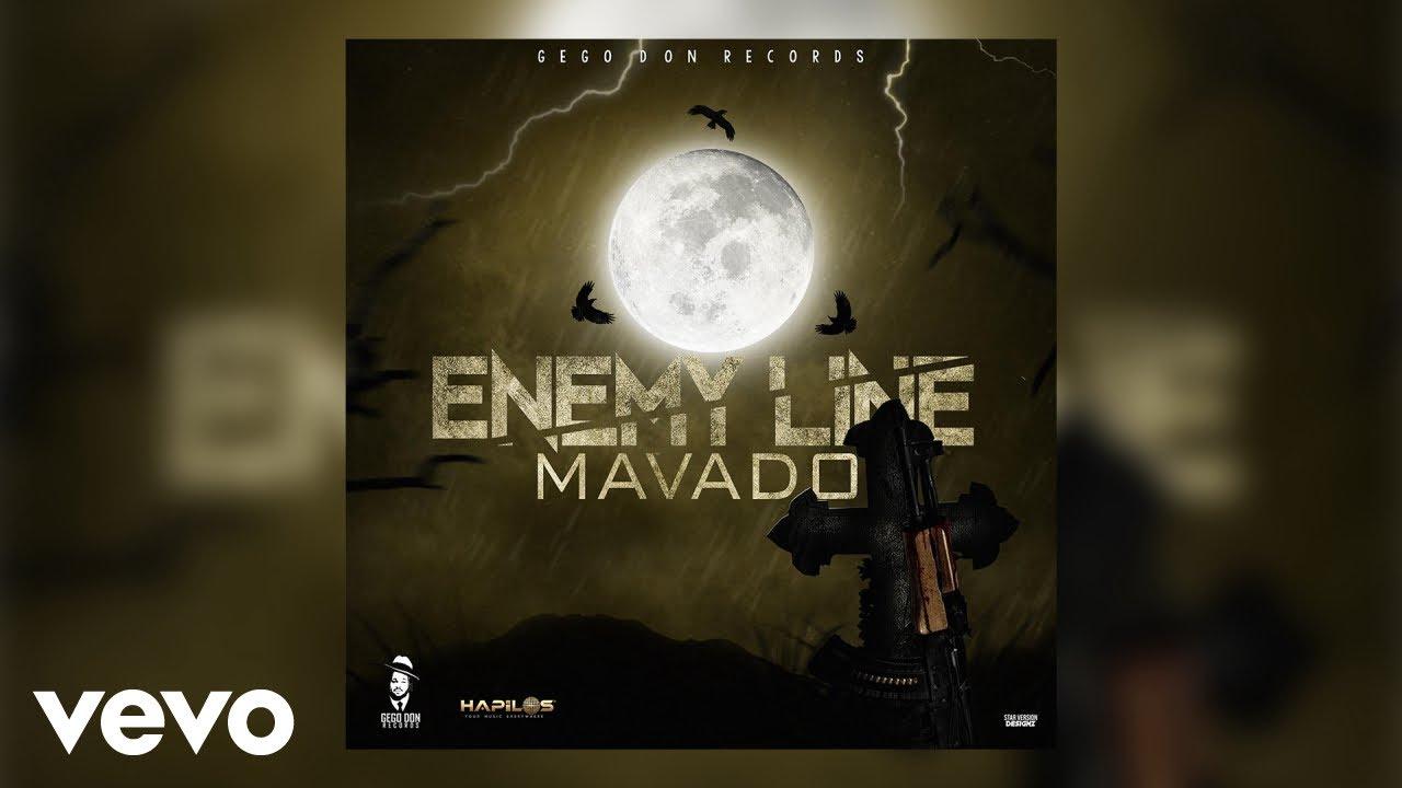 Mavado - Enemy Line (Official Audio)