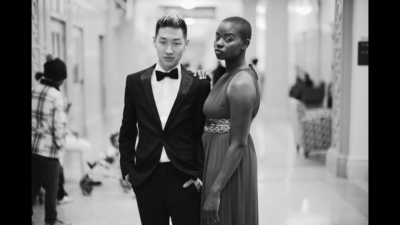 Black wife white husband