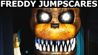 JOLLY 3: Chapter 2 - Rusty Freddy Animatronic Jumpscares (FNAF Horror Game 2018)