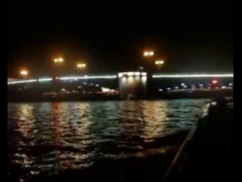 Boat trip by Neva river / Прогулка по Неве на кораблике