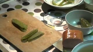 Русский салат простой Mariya Zaulovskaya